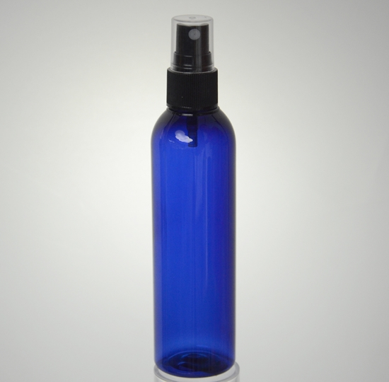 120ml round PET bottle