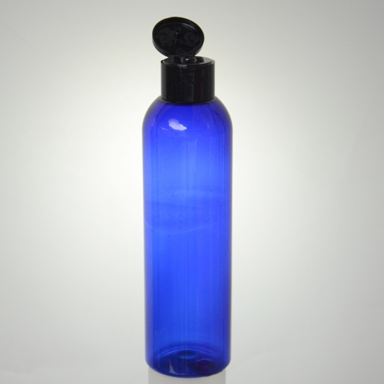 200ml empty Cosmo Round pet bottle
