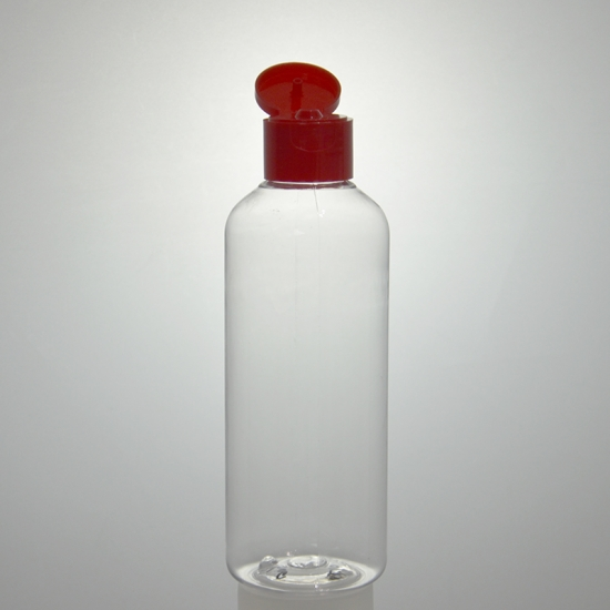 210ml empty Cosmo Round pet bottle