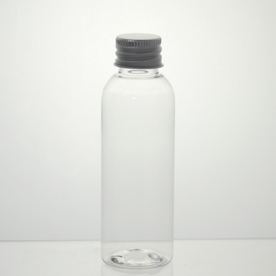 63ml pet plastic cosmetic bottle