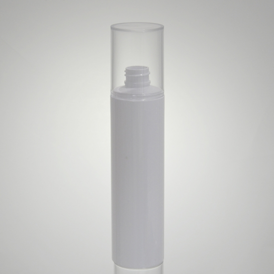 clear slim cylinder plastic bottles suppliers